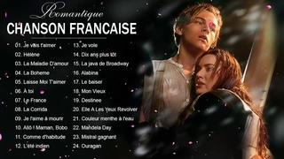 Musique Francaise Romantique ♥ Les Plus Belles Chansons D'amour