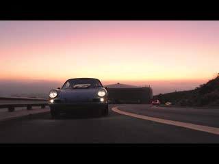 Tesla-powered porsche 912vintage meets electric