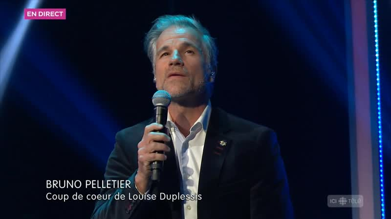 Bruno Pelletier En direct de l'univers 9.05.20