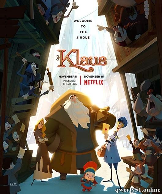 Клаус / Klaus (2019/WEB-DL/WEB-DLRip)