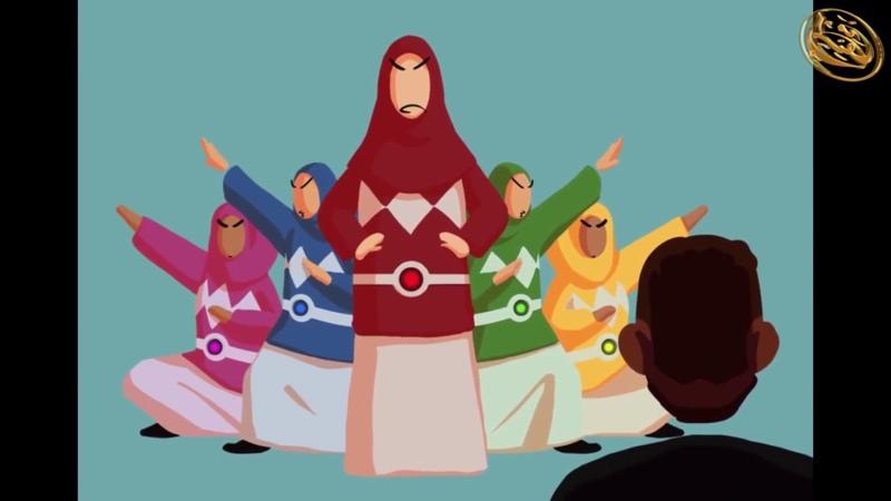 Будь всегда спокоен! Не гневайся и говори: Мир вам. Нуман Али Хан