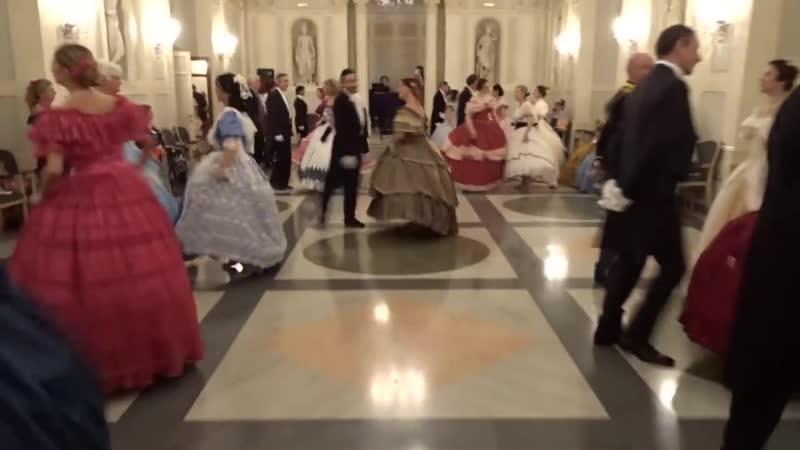 Fattinitza Marcia con Anna Mastrangelo Фатиница с Анной Мастранжело