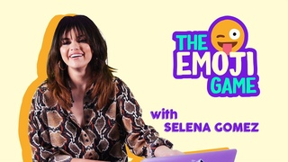 @Selena Gomez Guesses The Song From The Emoji | The Emoji Game