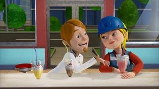 Боб строитель ⭐️ Фонтан с пингвинами | Новые Эпизоды | Мультфильмы для детей