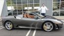 Ferrari F430 это подержанная Ferrari по отличной цене