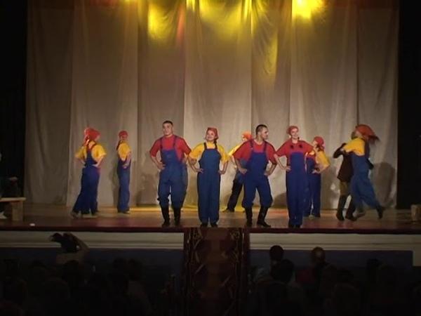 70 летие города Краснокамска 25 июня 2008 ДК Гознака