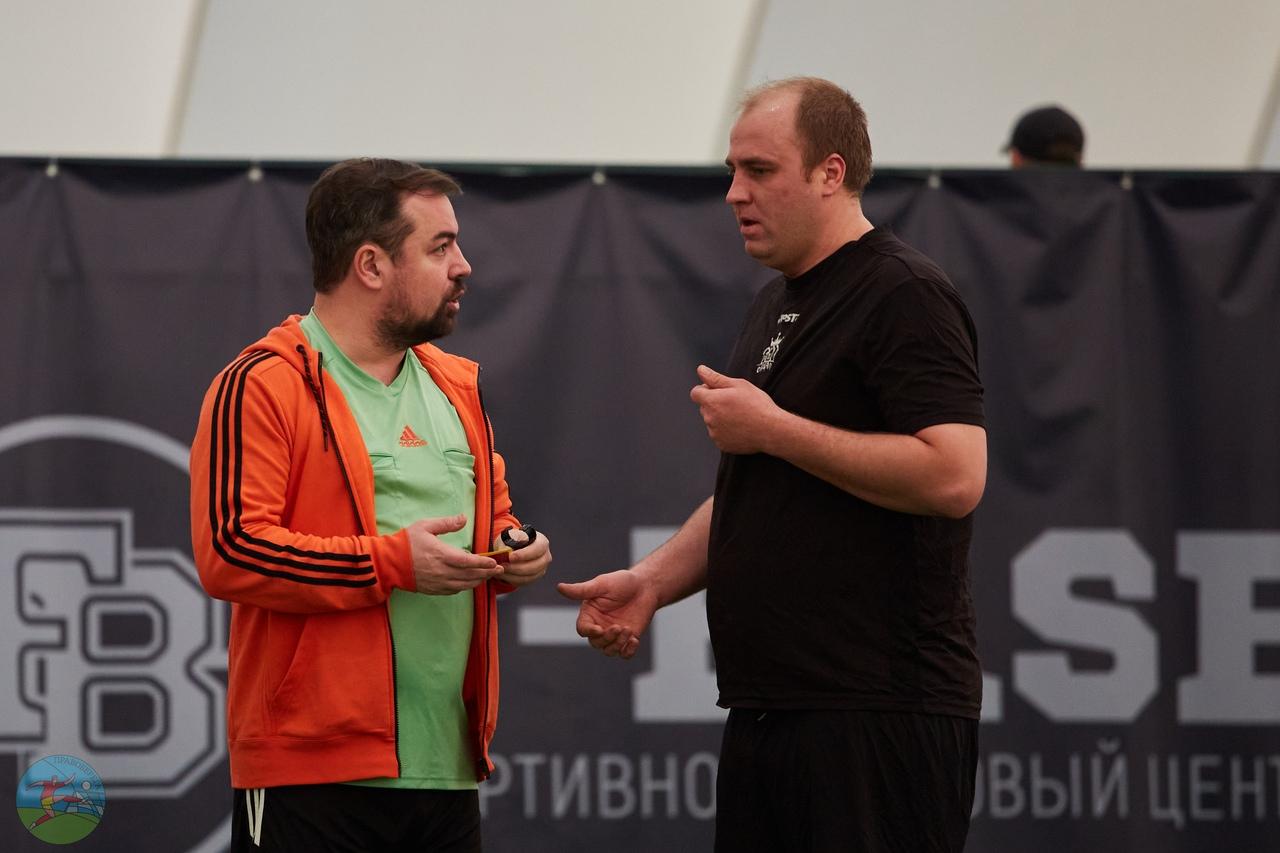Александр Ходенко и Роман Иванов (Общаги)