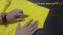 Серия 23. Как я вязала лимонное платье спицами/Краткое объяснение