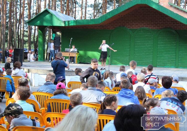 Праздник «Брест - город детства»  в парке Воинов - интернационалистов