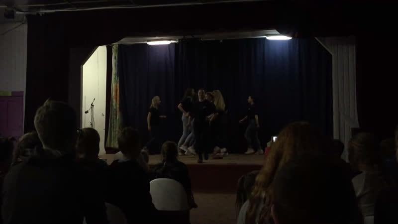 Флеш моб - концерт вожатых