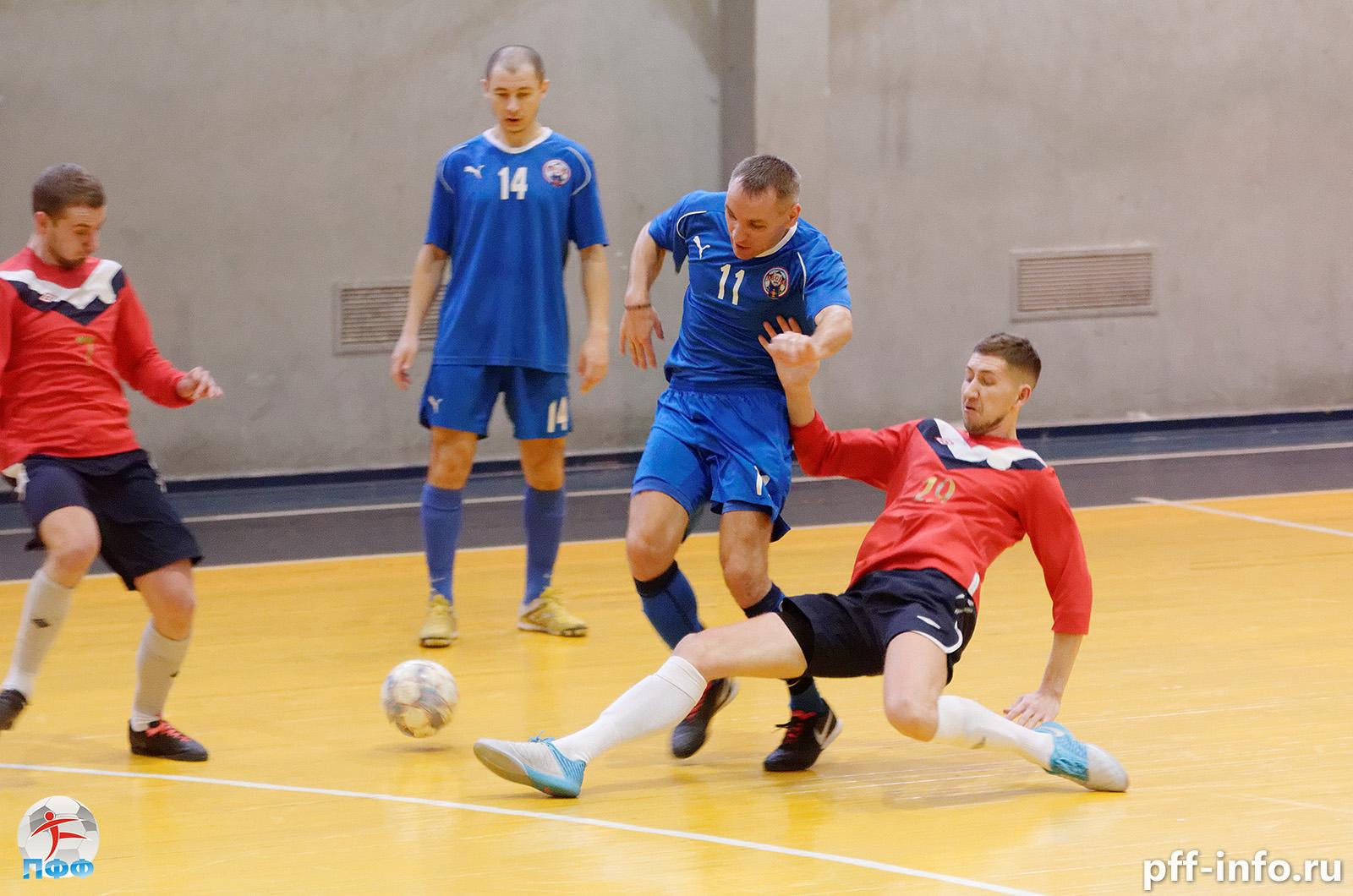 Чемпион Подольска по мини-футболу определится в Золотом матче