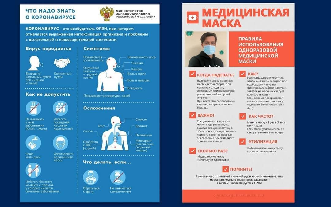Меры противодействия распространению коронавируса в России получили высокую оценку руководства Всемирной организации здравоохранения
