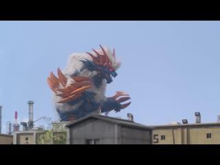 KaijuKeizer & FRT Sora Ультрамэн Р/Б / Ultraman R/B (2018) ep21 rus sub