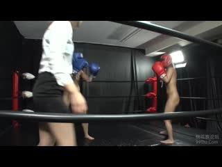 RCTD-069 Serious Naked Girl Boxing - censored - scene 2