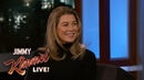 Jimmy Kimmel Quizzes Ellen Pompeo on Grey's Anatomy