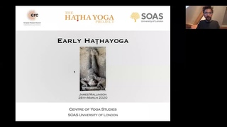 Early Haṭhayoga: Buddhist Tantric Sex to Hindu Physical Yoga with Dr James Mallinson