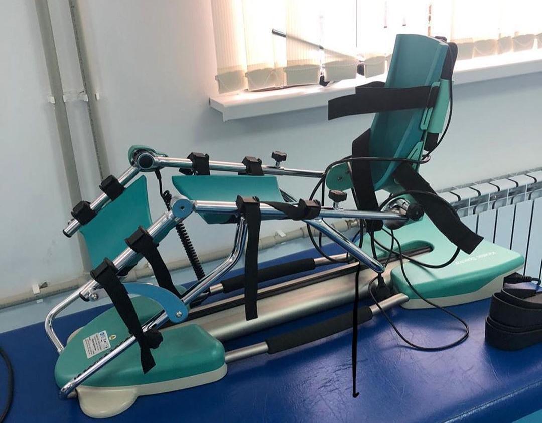 Реабилитационные тренажёры для детей с ограниченными возможностями появились в КЧР