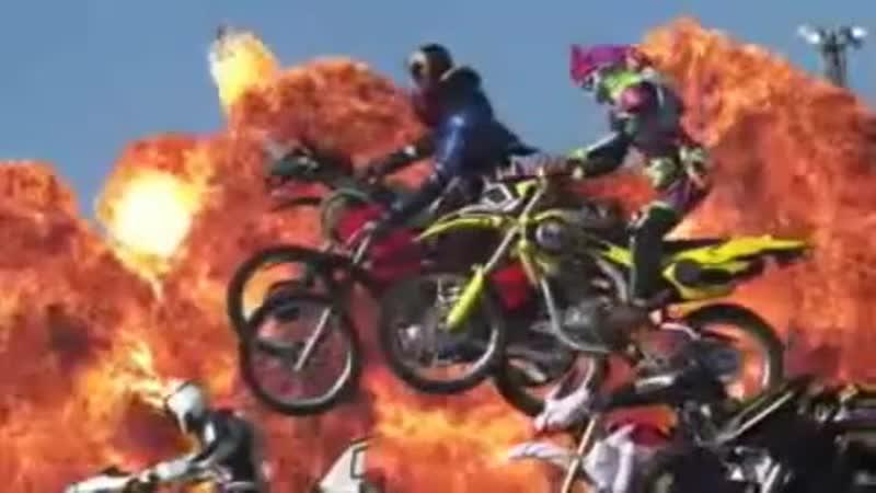Comercial Kamen Rider