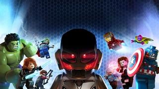 Лего Марвел Мстители 5 часть Тор против Халк