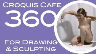 CROQUIS CAFE 360: Grace No. 5
