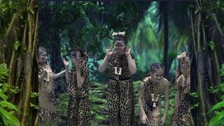 Видео-поздравление к Международному Женскому Дню «В Глубь Веков»