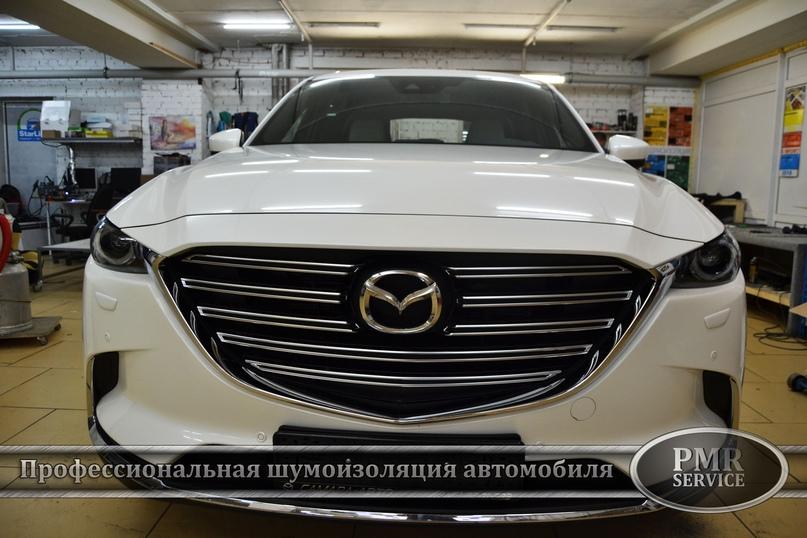 Шумоизоляция Mazda CX-9, изображение №2
