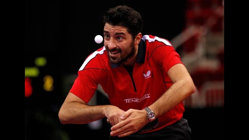Gionis Panagiotis vs Denis Ivonin 2019 ETTC Qualification