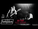 ZZ Top Dusty Hill † live Rockpalast 1980