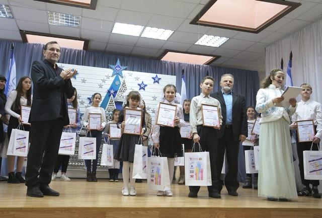 В Екатеринбурге состоялся финал конкурса «Моя семья, мой род в судьбе России»