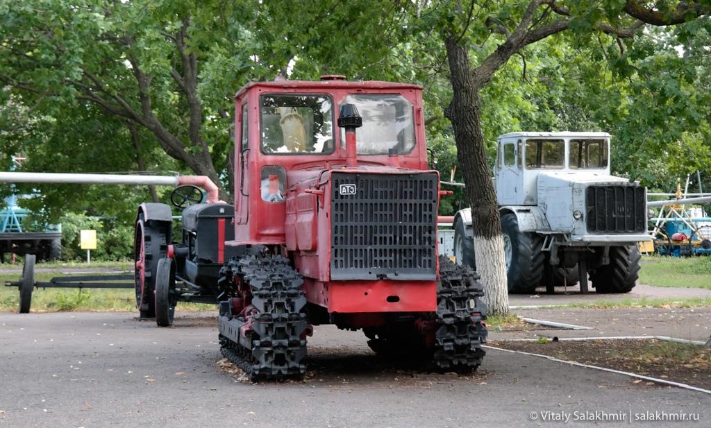 Выставка сельскохозяйственной техники, Саратов 2020