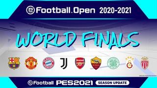 PES    2020-2021 World Finals