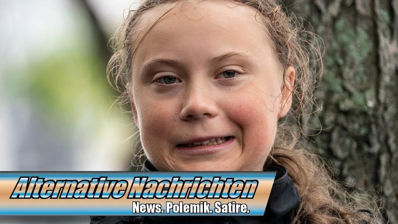 Schrecklicher Verdacht: Greta Thunberg nur PR-Marionette? (Top-Thema AN 360)