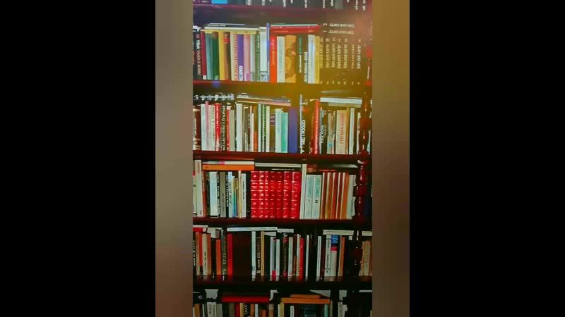 Бодиарт Ночь в библиотеке