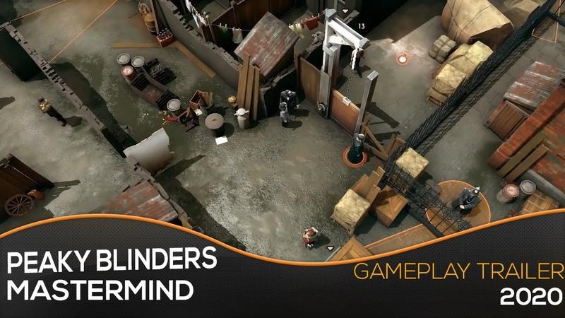 Peaky Blinders Mastermind Gameplay Official Gameplay Trailer 2020