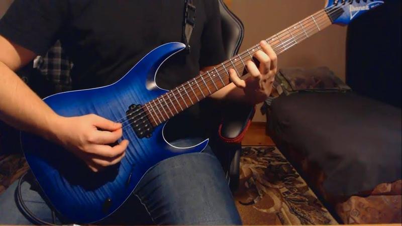JOHN MURPHY 28 Weeks Later Theme Guitar Cover