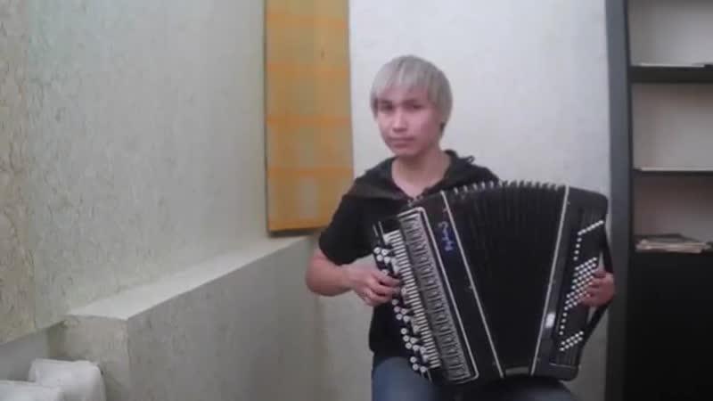татарская плясовая бию кое на баяне