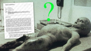"""The CIA says """"alien autopsy"""" video is REAL! (Explained)"""