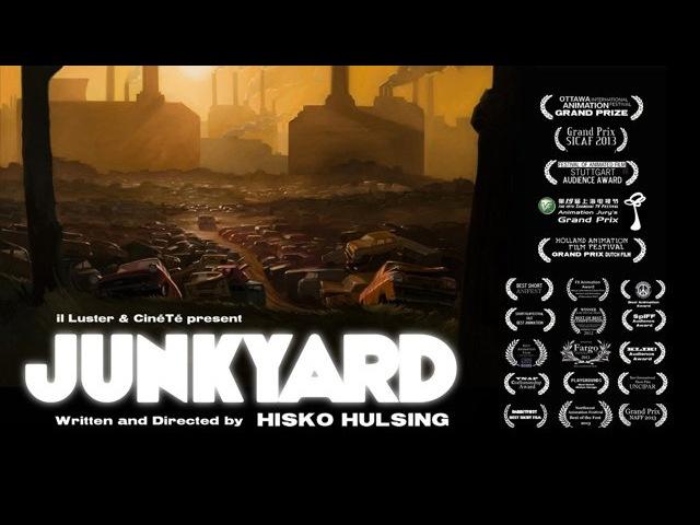 Свалка JUNKYARD [Directed by Hisko Hulsing]