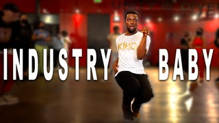 Lil Nas X, Jack Harlow - INDUSTRY BABY   Matt Steffanina & Gabe DeGuzman Choreography