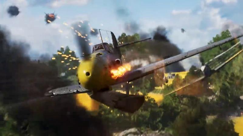 лучший трейлер Battlefield 5