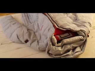 Распаковка и Обзор Мужского Зимнего Пуховика WHS Серый