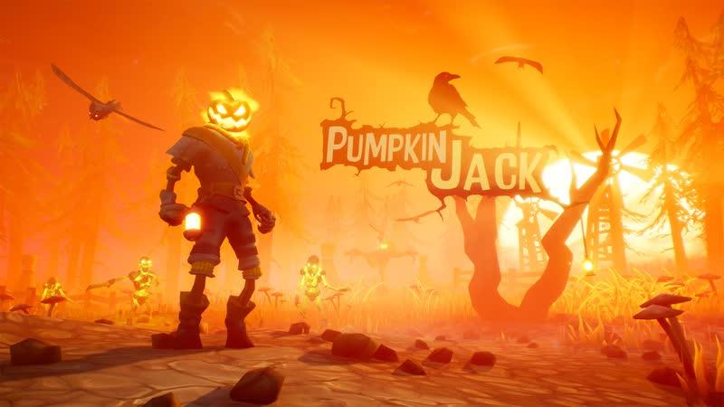 Pumpkin Jack PC ➤ ДЖЕК ПОВЕЛИТЕЛЬ ТЫКВ ➤ Прохождение №5