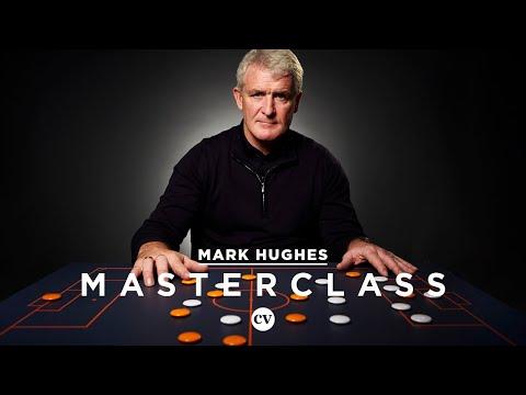 Mark Hughes Premier League tactics, Stoke City 6 Liverpool 1 - Masterclass