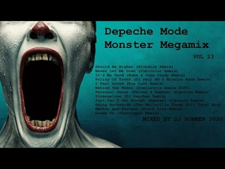Depeche Mode Monster Megamix Vol 23