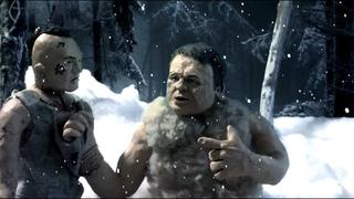 Гладиаторы 13  ( Трейлер ) Тактаров против Моргенштерна
