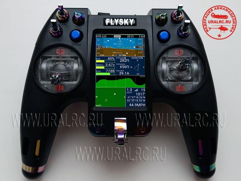 Flysky FS-NV14 Nirvana, изображение №1