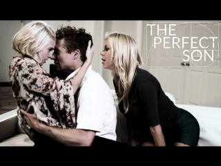 PureTaboo THE PERFECT SON / Alexis Fawx, Arya Fae.(ArtPorn,Blonde, Threesome, Teen, Squirting, Step Mom, Family Roleplay)
