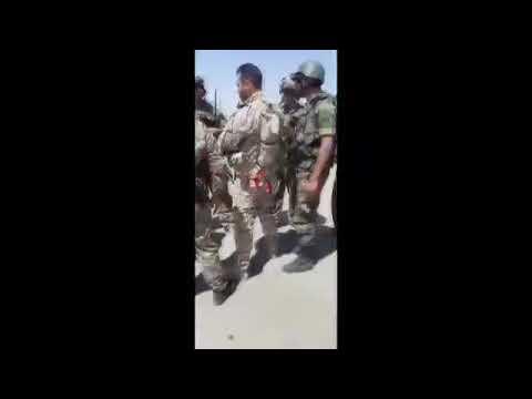 В сирийской провинции Хасеке военнослужащие САА не пропустили через свой блокпост патруль ВС США
