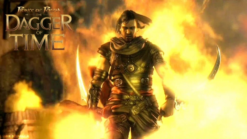 Prince of Persia The Dagger Of Time Locations Gameplay Details