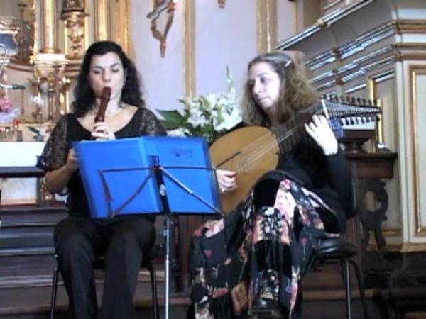An Italian Ground Compositor anônimo do século XVII